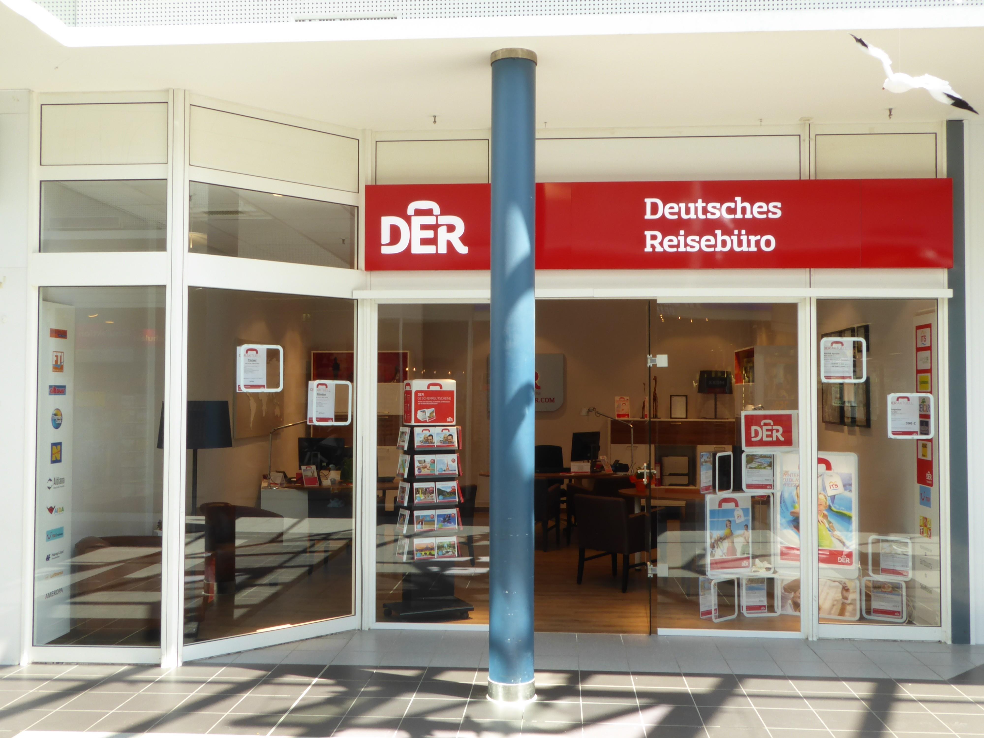 DER Deutsches Reisebüro, Enderstraße 59 in Dresden