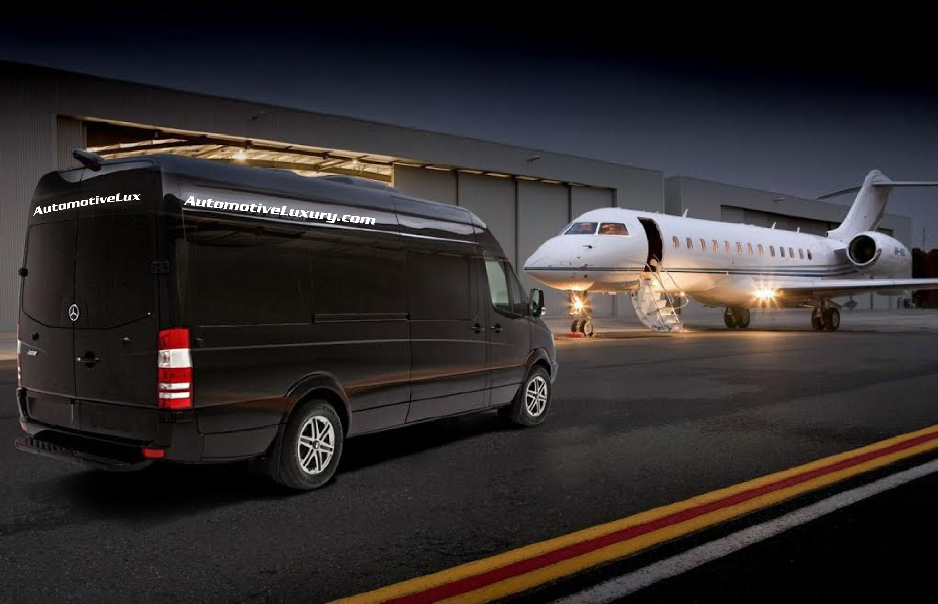 Automotive Luxury Limo and Car Service image 14