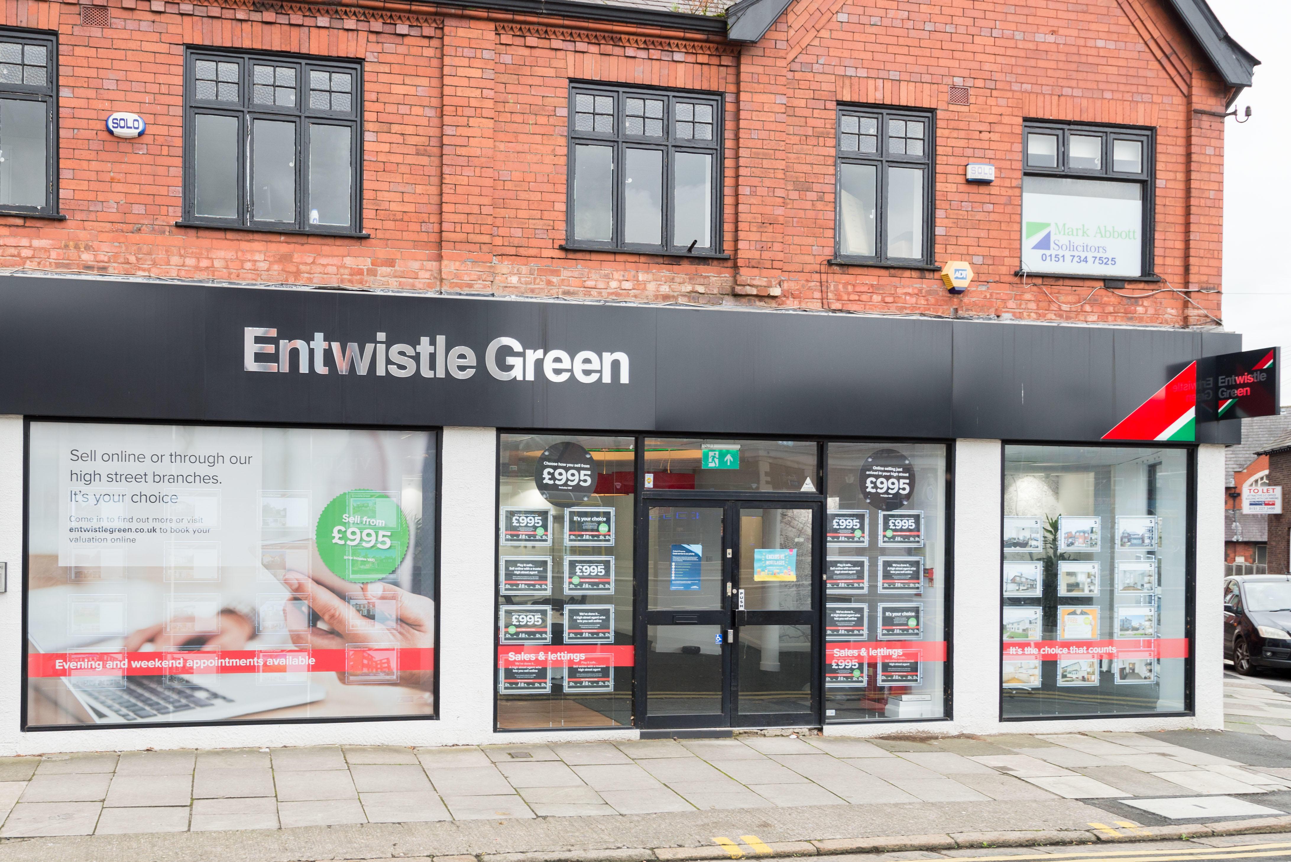 Entwistle Green