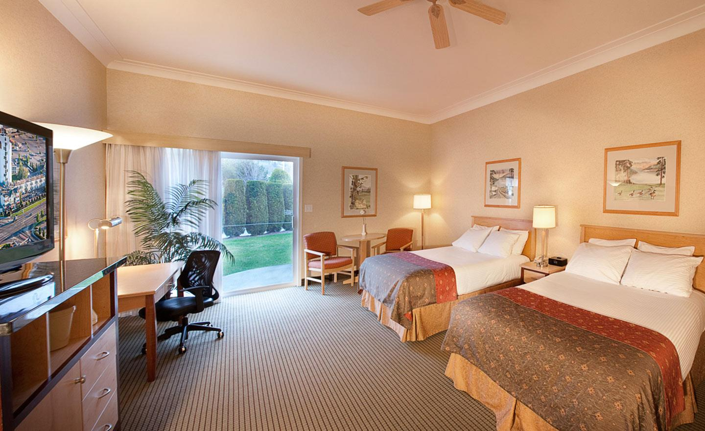 Best Western Plus Kelowna Hotel & Suites in Kelowna: Deluxe Floor