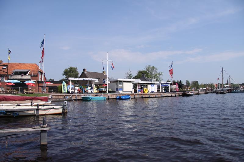 Sloepverhuur Bootverhuur Wester Watersport