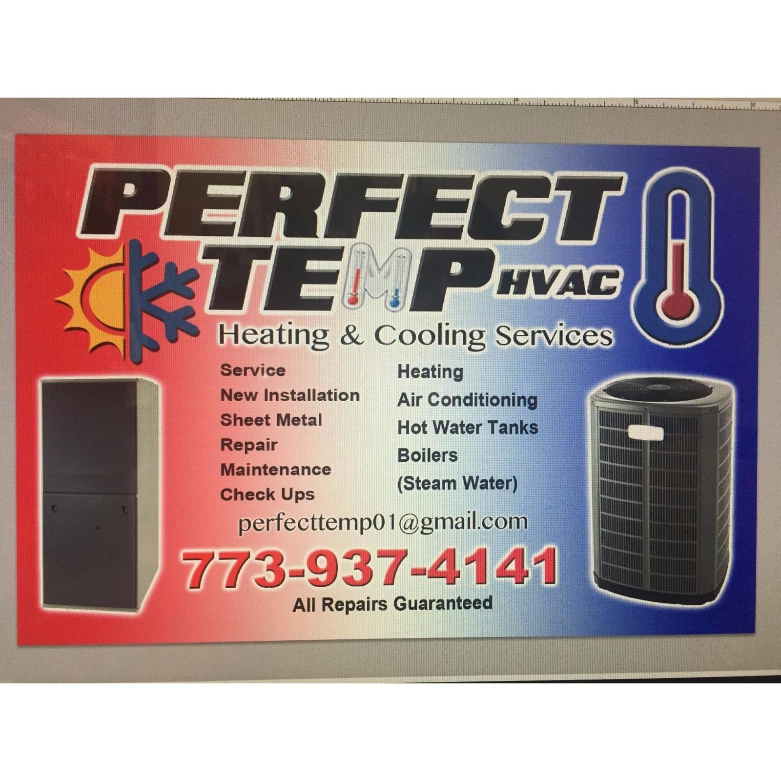 Perfect Temp HVAC LLC
