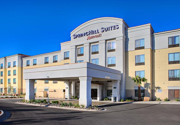 SpringHill Suites by Marriott El Paso image 0