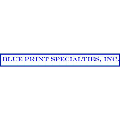 Blue Print Specialties, Inc.