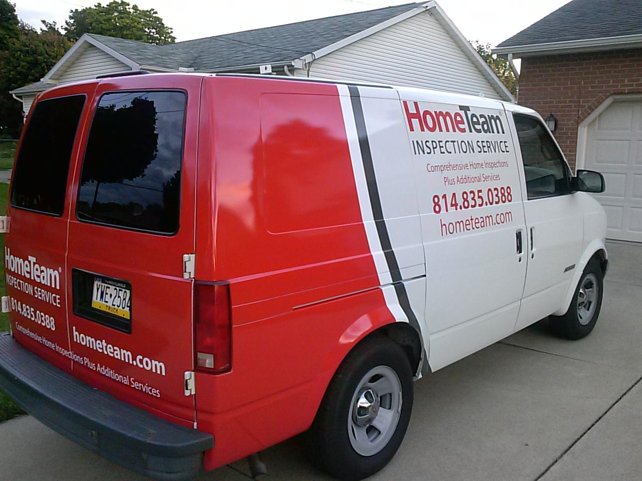 HomeTeam Inspection Service image 1
