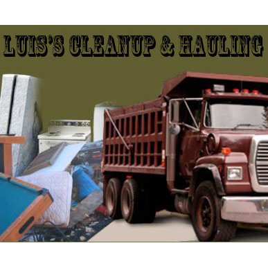 Luis's Clean-ups/ Hauling - ad image