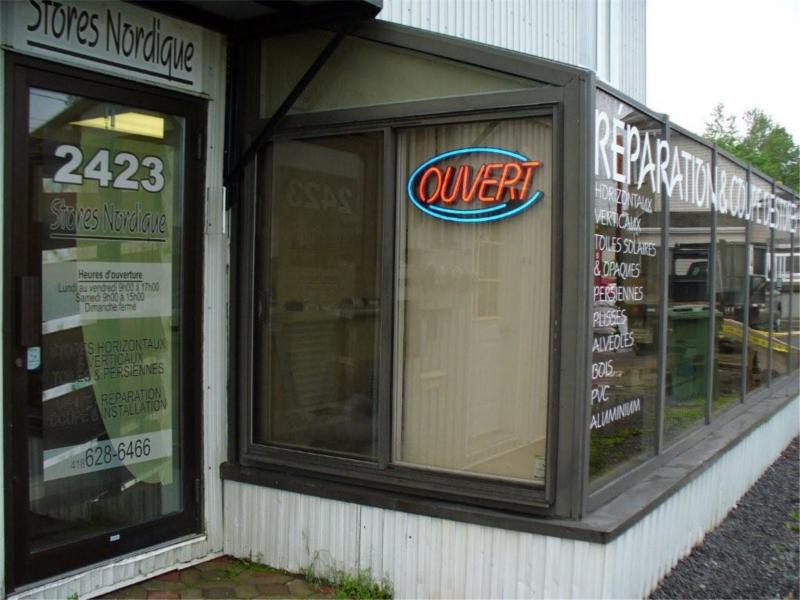 Stores Nordique in Québec