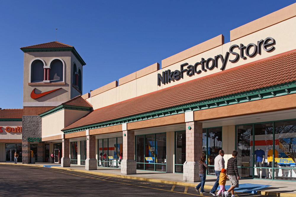 St. Augustine Premium Outlets features an impressive collection of the finest brands for you, your family and your home. Include a shopping stop during your next trip to the area. Located in historic St. Augustine, between Jacksonville and Daytona, you're sure to find impressive savings all year round.