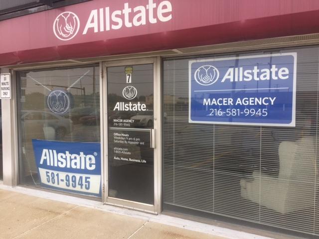Allstate Insurance Agent: Richard A. Macer image 1