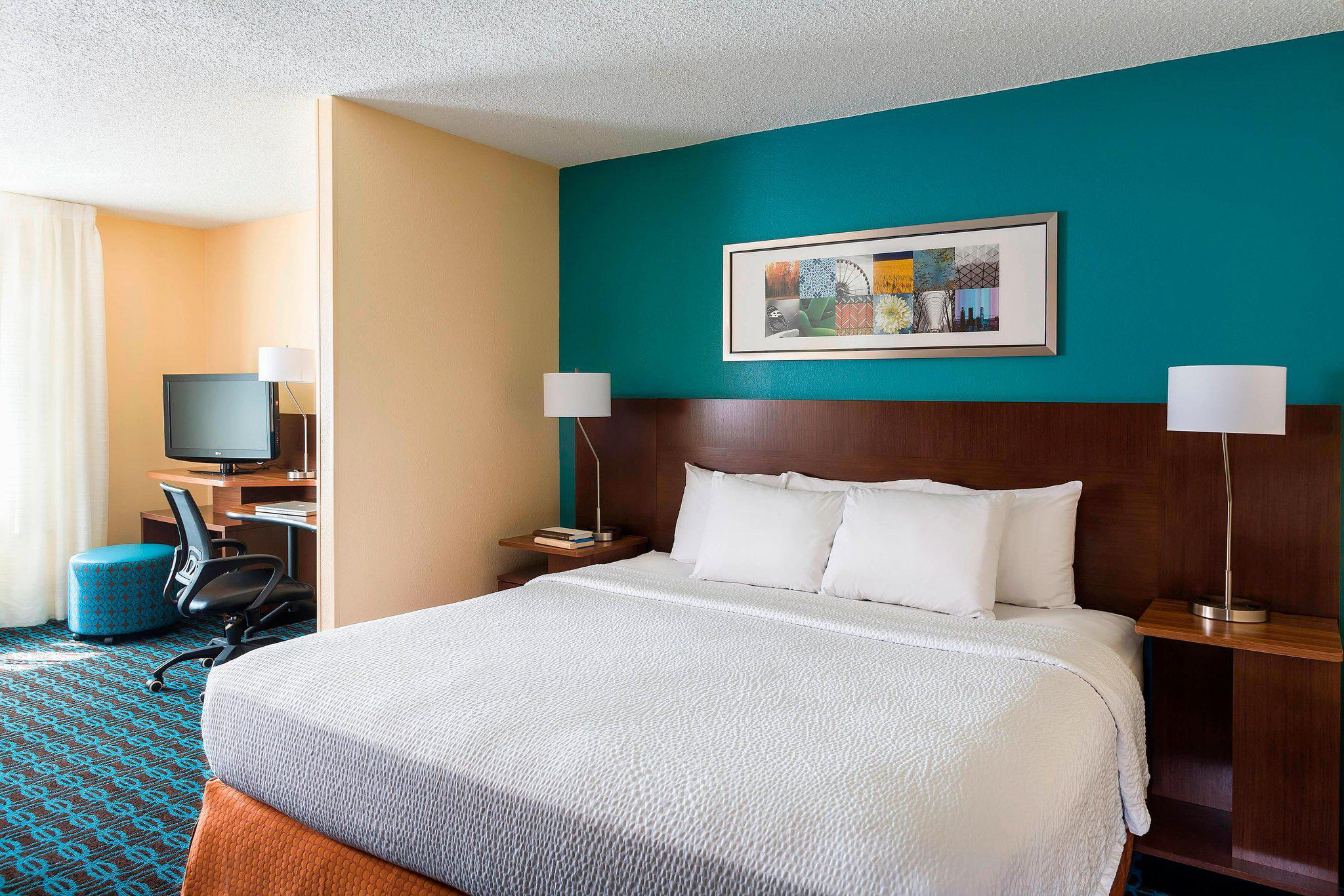 Fairfield Inn & Suites by Marriott Dallas Park Central