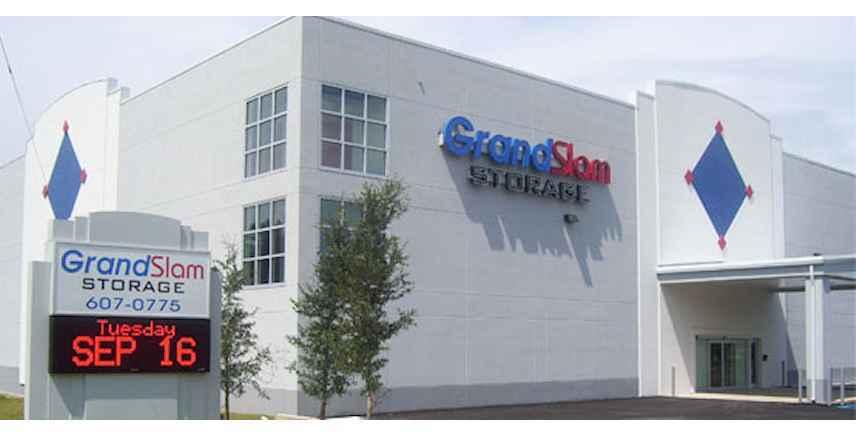 Grand Slam Storage image 0