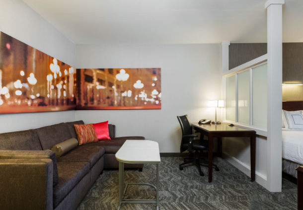 SpringHill Suites by Marriott Indianapolis Fishers image 5