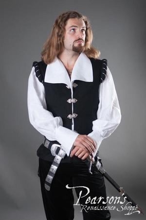 Chevalier Vest & Shirt Set