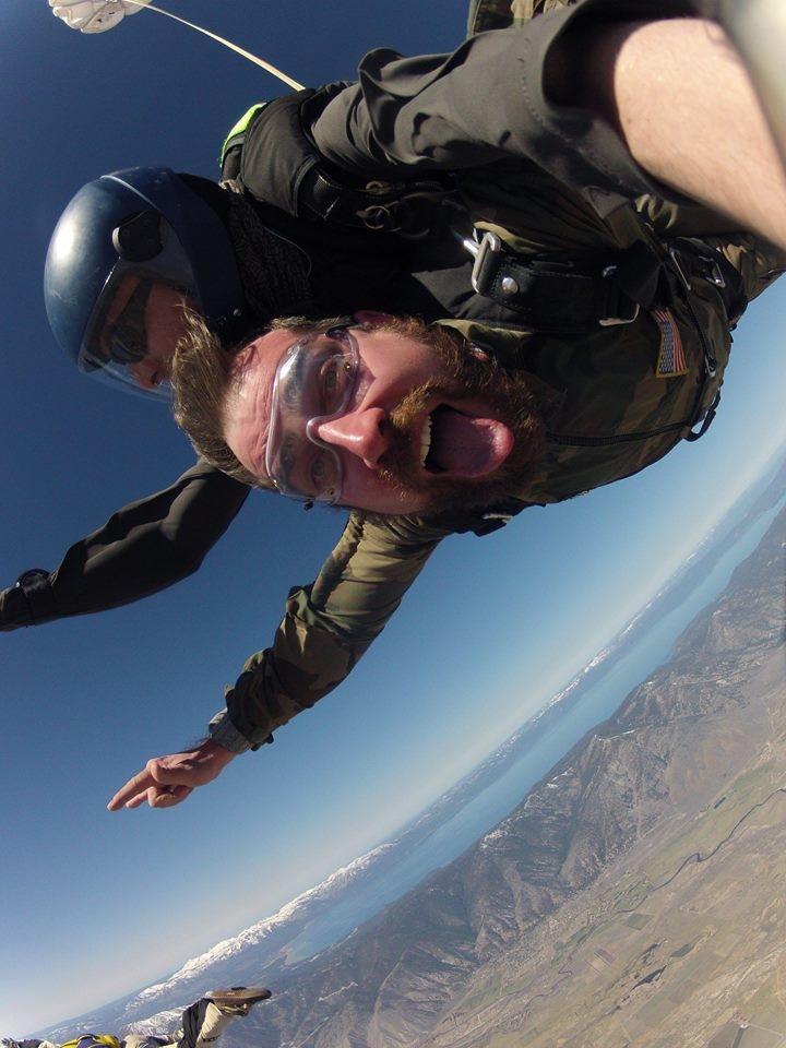 Skydive Lake Tahoe image 4