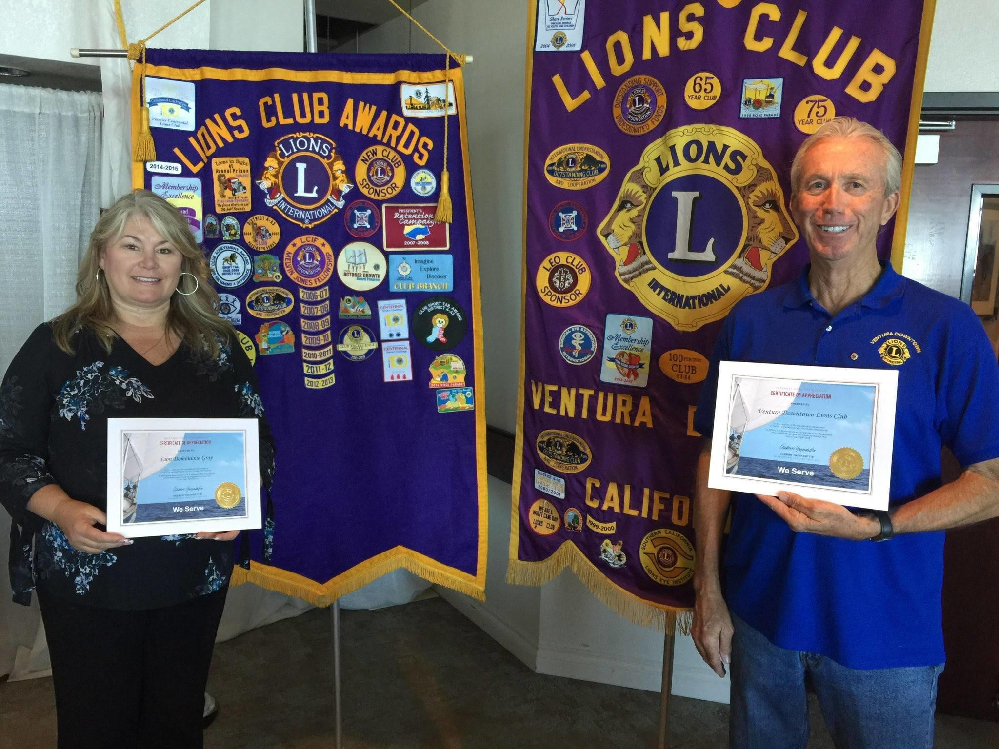 Ventura Downtown Lions Club image 1