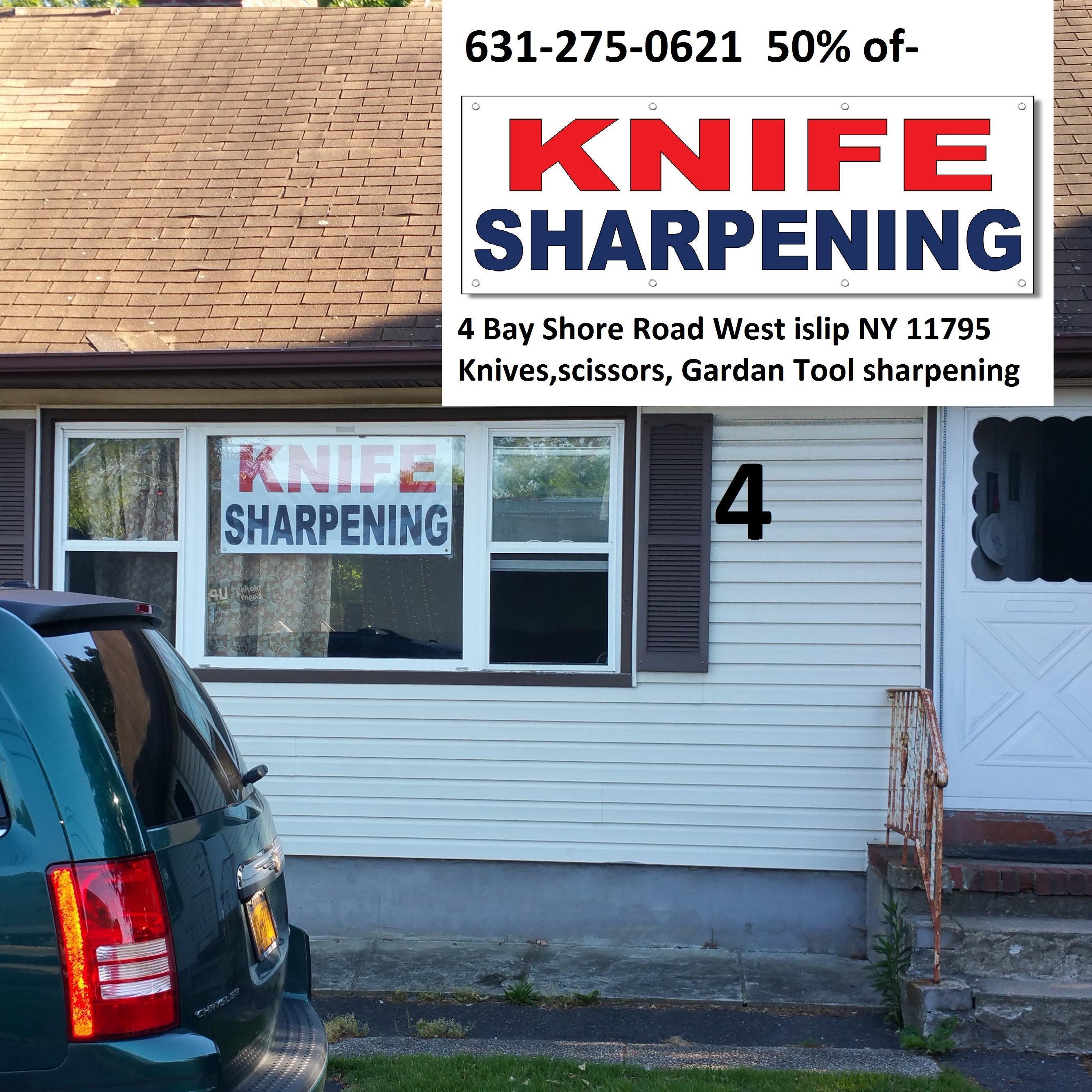 Knives Sharpening Service
