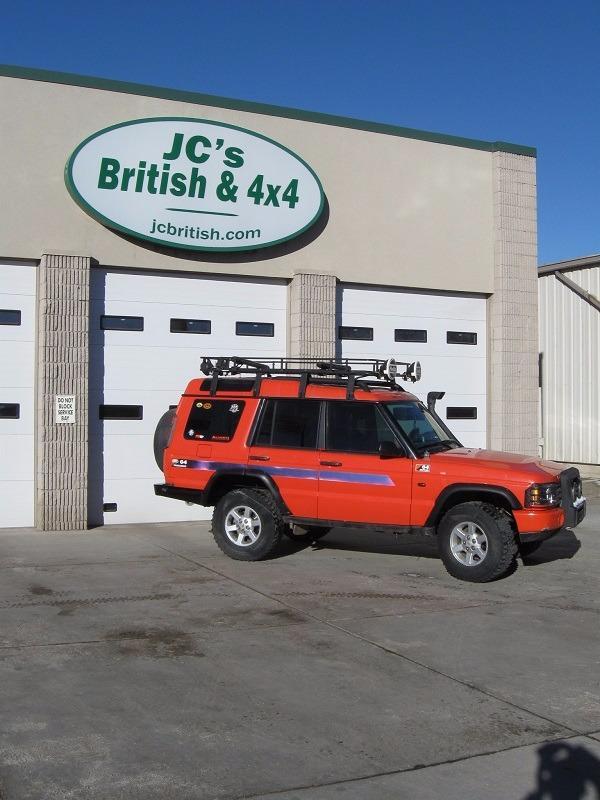 JC's British & 4x4 image 3
