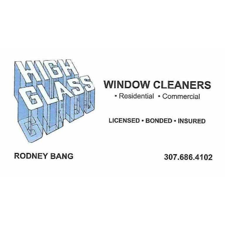 High Glass Window Cleaners
