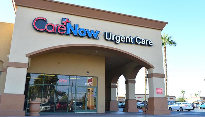CareNow Urgent Care - Charleston & Sloan image 0