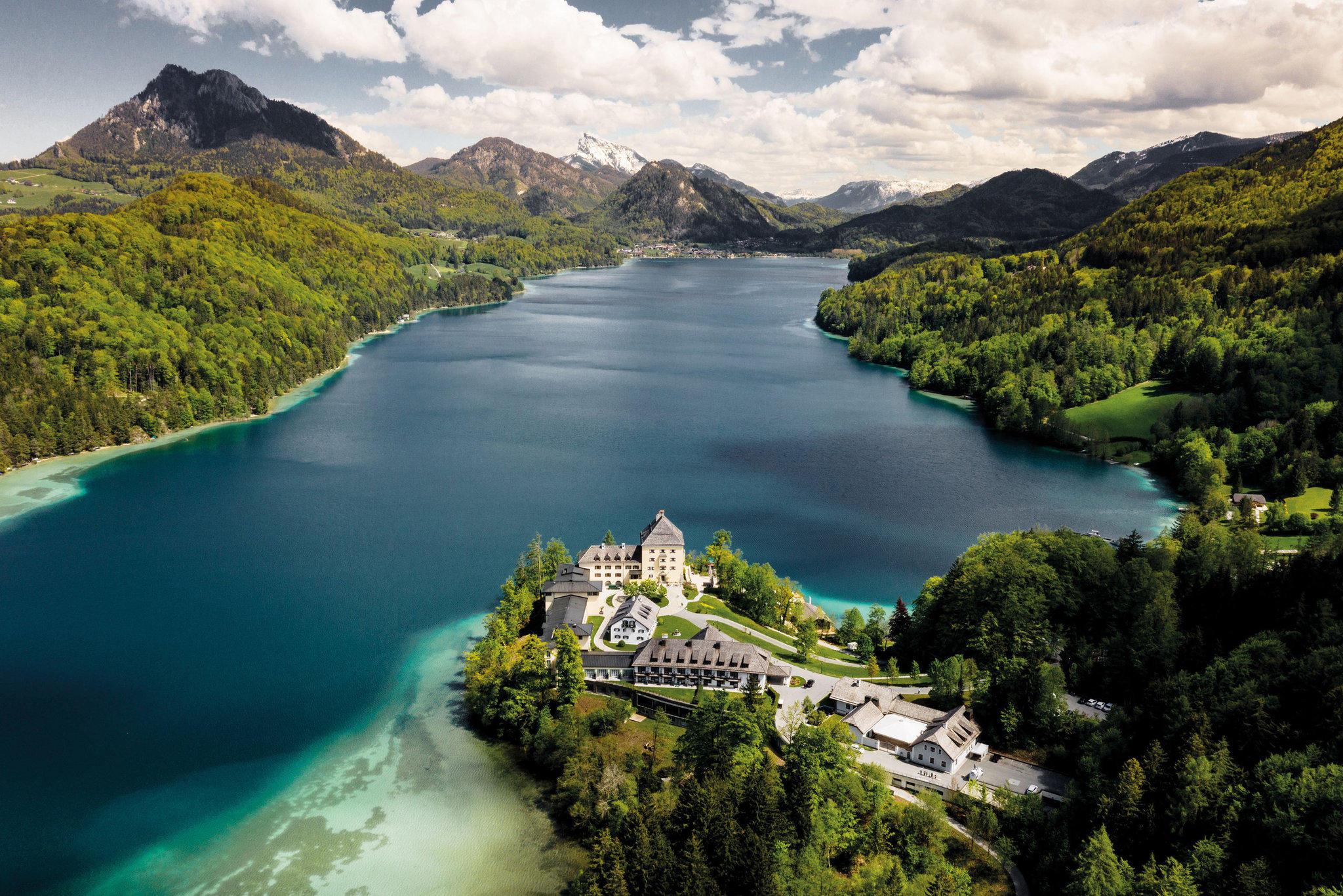 Schloss Fuschl, a Luxury Collection Resort & Spa, Fuschlsee-Salzburg