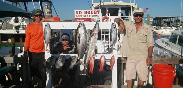 No Doubt Charter Fishing image 4