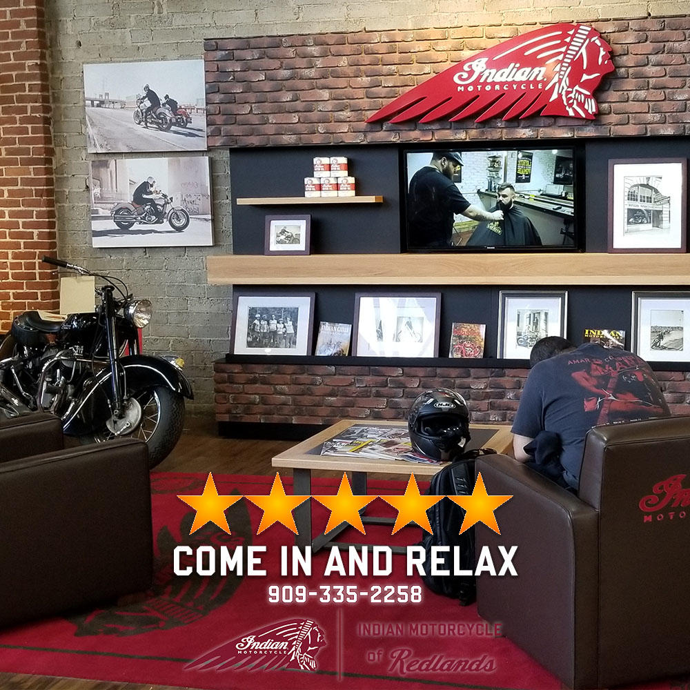 INDIAN MOTORCYCLE REDLANDS image 28