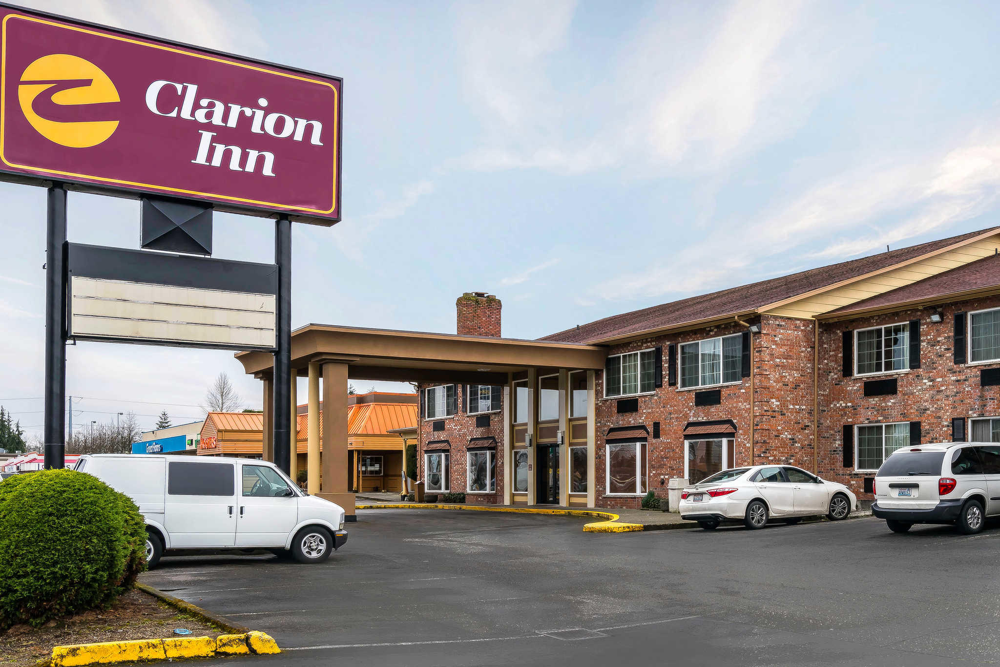 Clarion Inn near JBLM - Tacoma, WA - Business Page