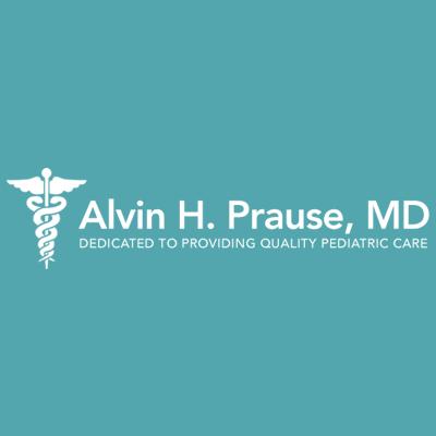 Alvin H Prause MD