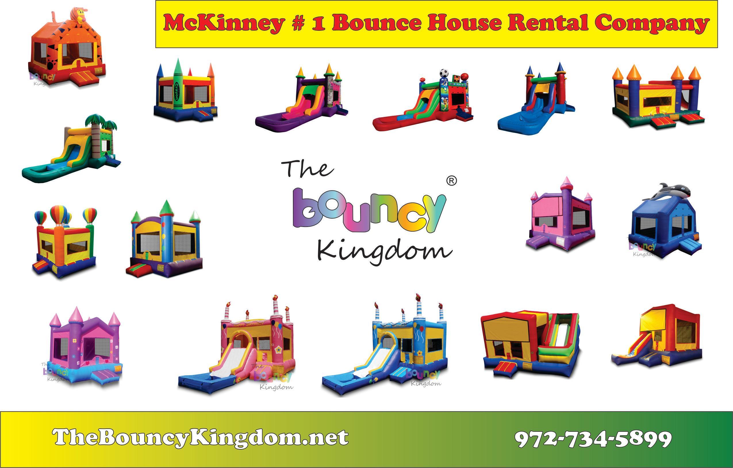 The Bouncy Kingdom image 0