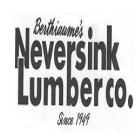Berthiaume's Neversink Lumber Co Inc