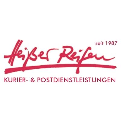 Logo von Heißer Reifen Kurier- & Postdienstleistungen