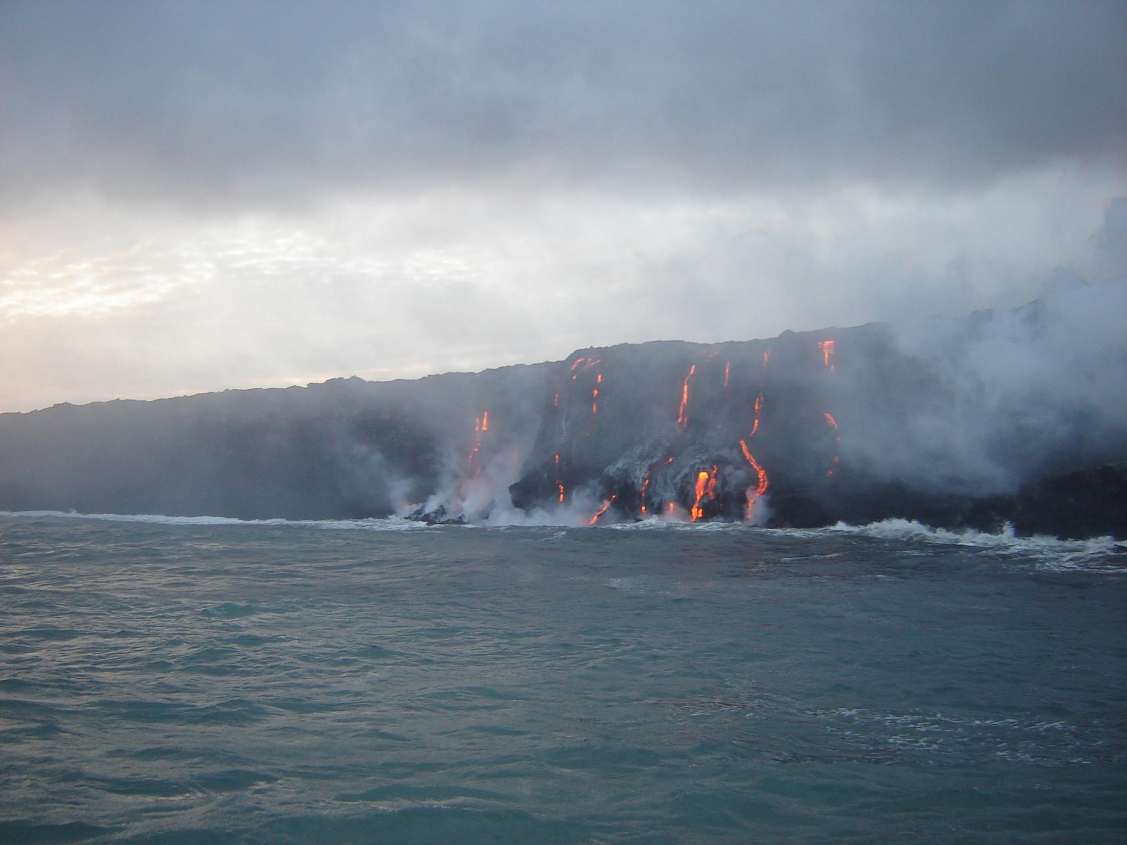Big Island Lava Boat image 0