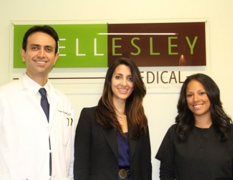 Wellesley Medical: Pouya Shafipour, MD image 1