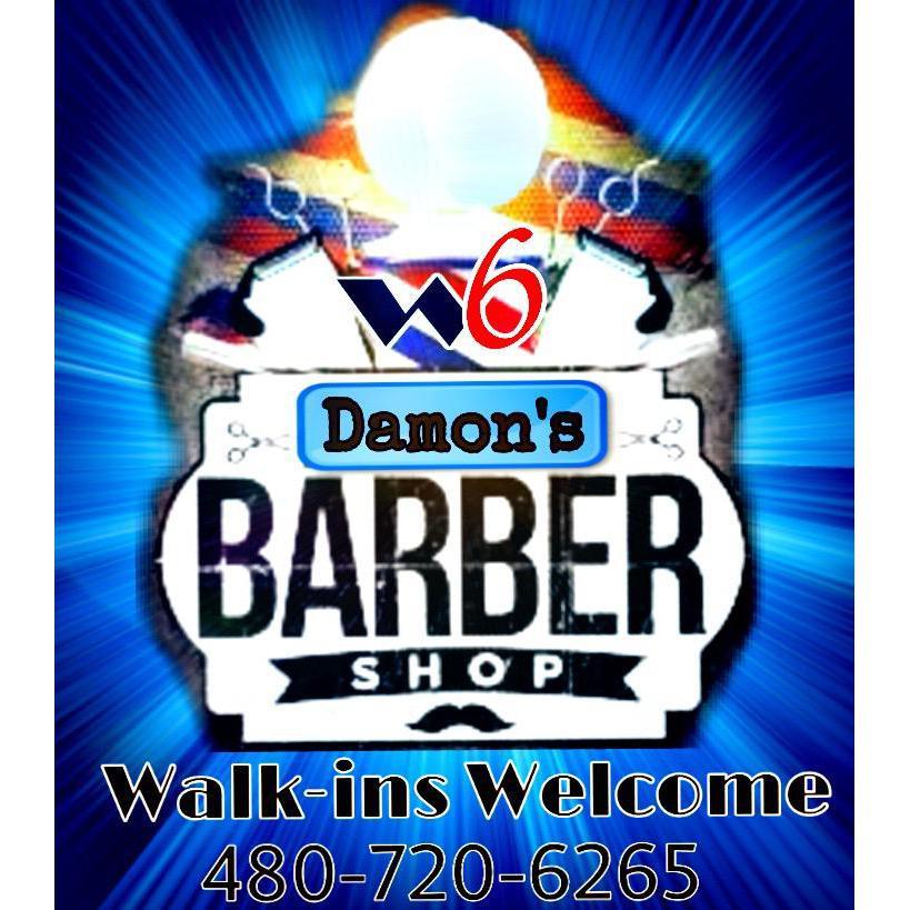 Damon's W6 Barber & Beauty Shop