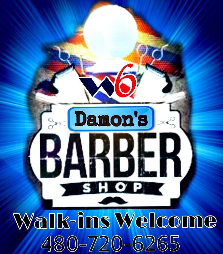 Damon's W6 Barber & Beauty Shop image 2