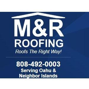 M & R Roofing Contractor and Renovations
