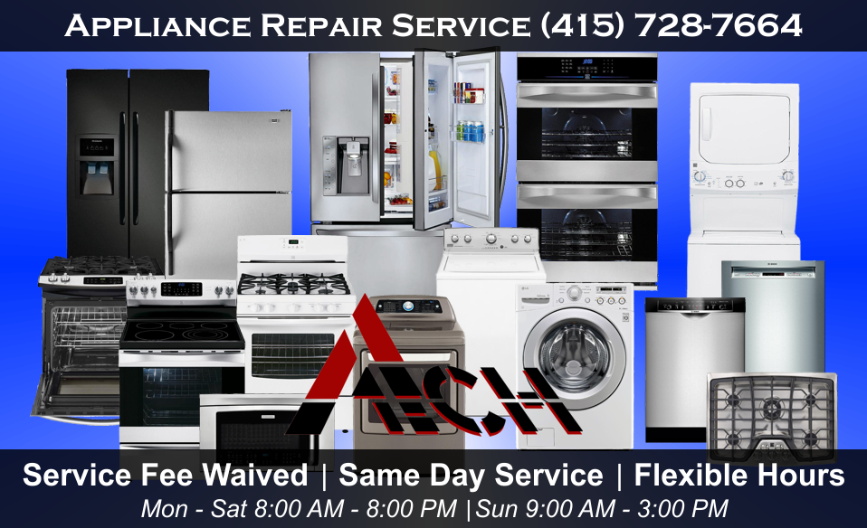 Atech Appliance Technician Repair Amp Service Coupons Near