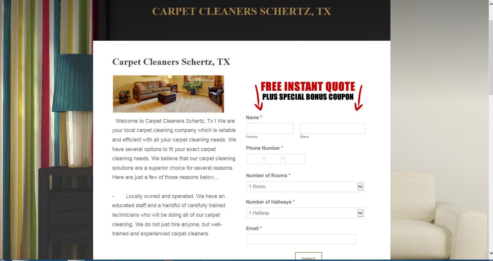 Schertz/San Antonio Carpet Cleaners image 1