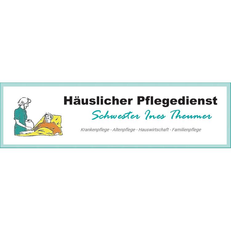 Logo von Häuslicher Pflegedienst Schwester Ines Theumer