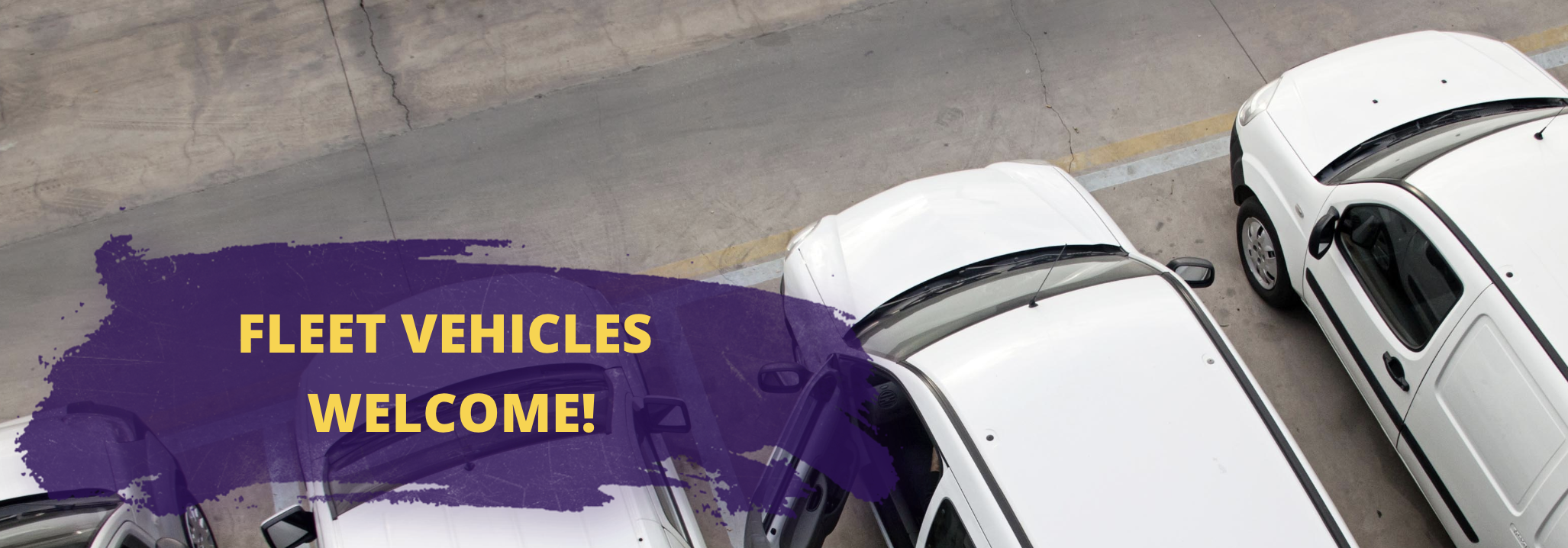 At Dale's Auto Repair we can handle all of your fleet repairs!