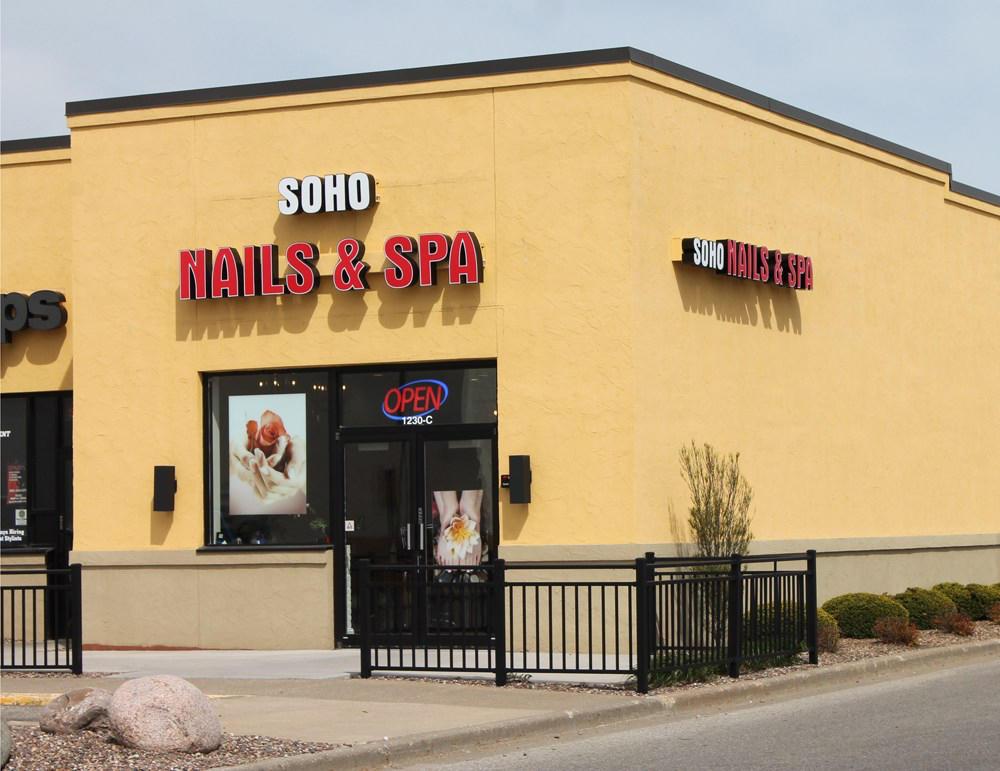 SOHO nails & spa onalaska wi image 0