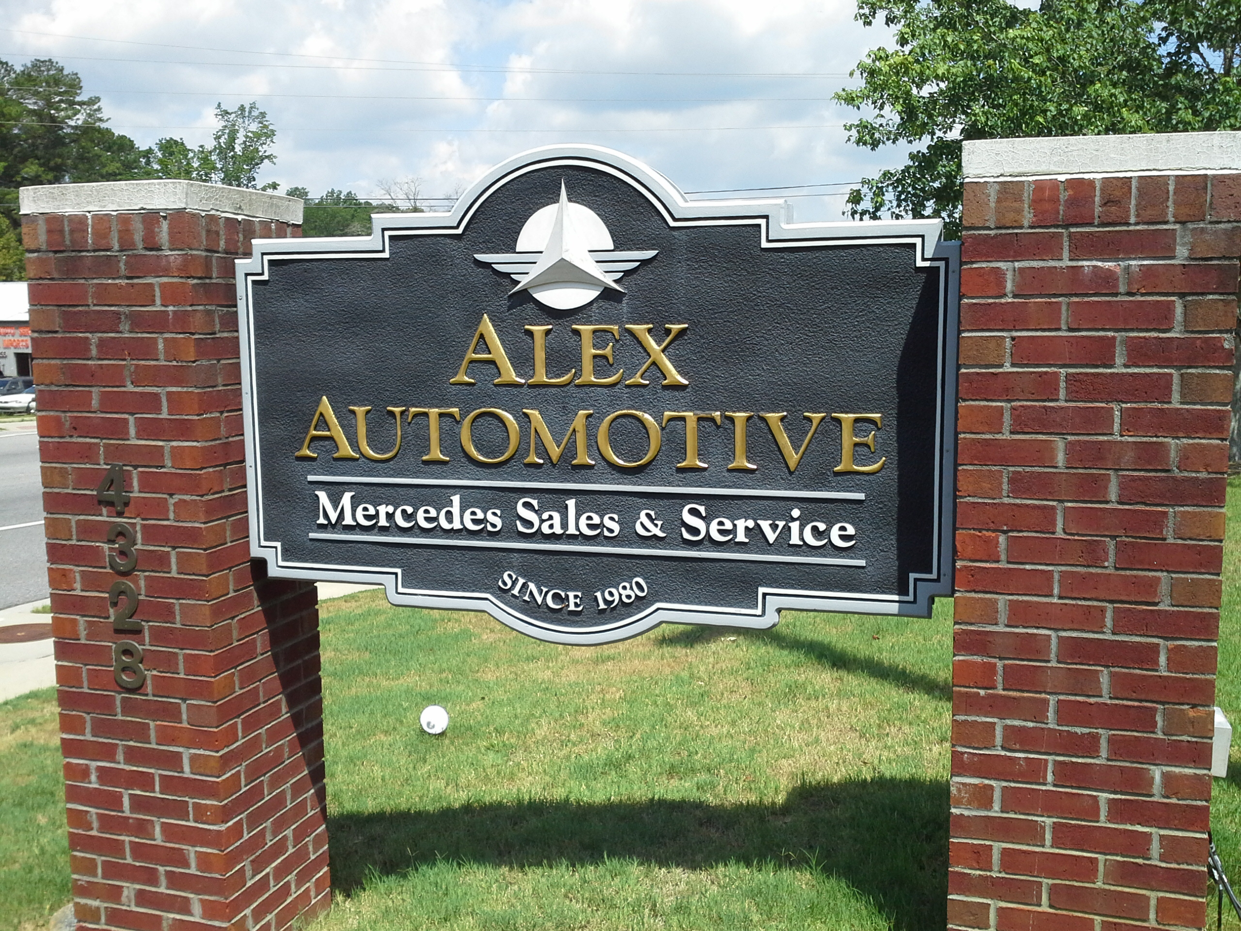 Alex Automotive Mercedes Sales & Service image 1