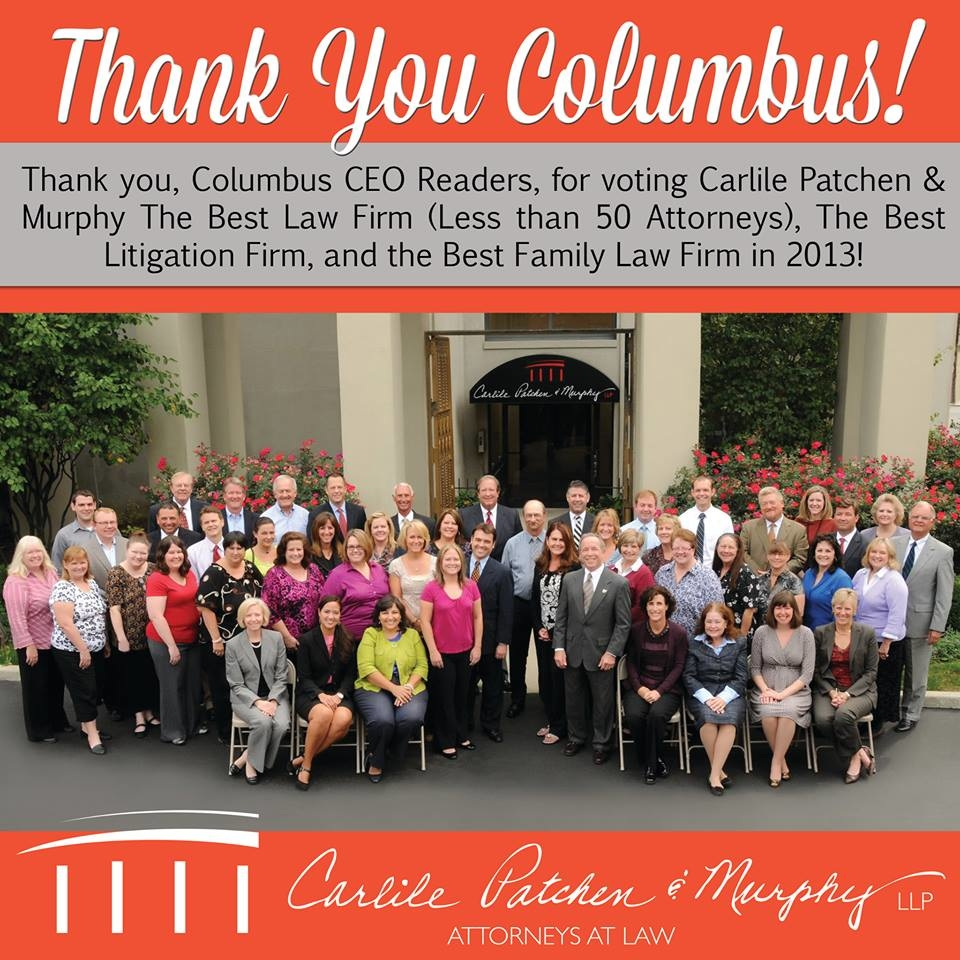 Carlile Patchen & Murphy LLP - ad image