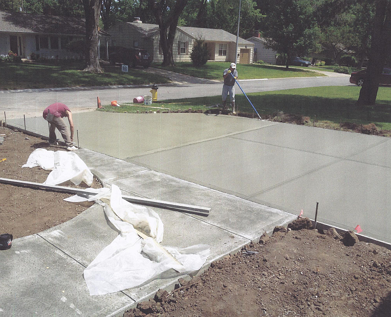 Precision Concrete Company LLC image 1