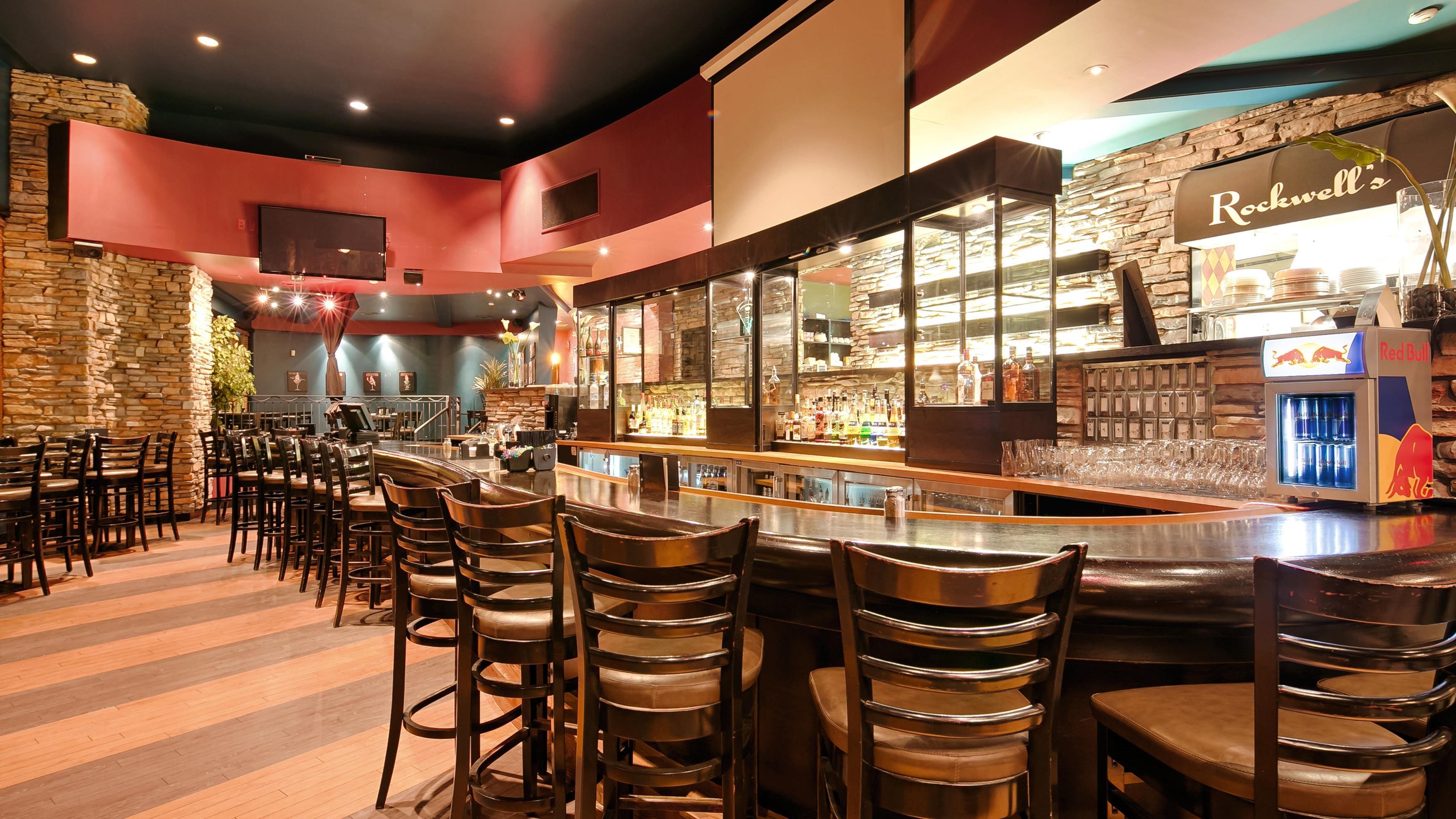 Best Western Plus Mission City Lodge in Mission: Bar