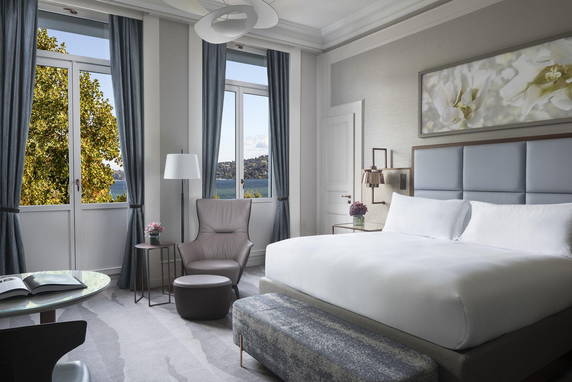 The Ritz-Carlton Hotel de la Paix, Geneva.