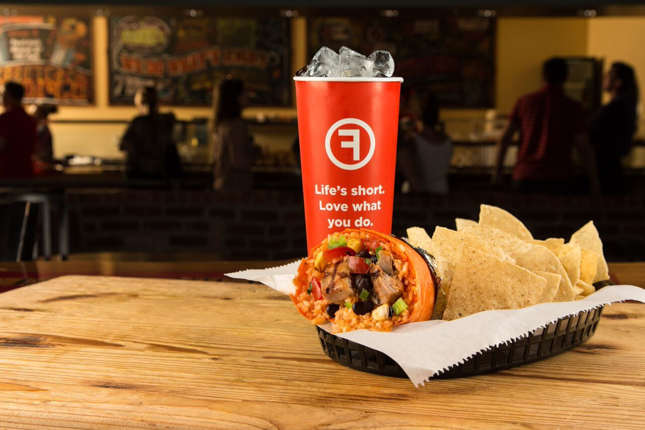 Freebirds World Burrito image 1