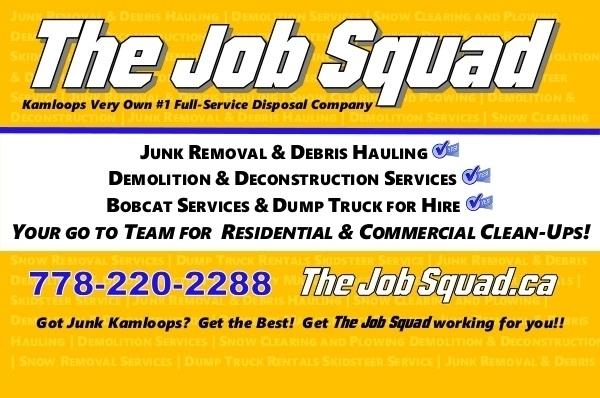 The Job Squad à Kamloops