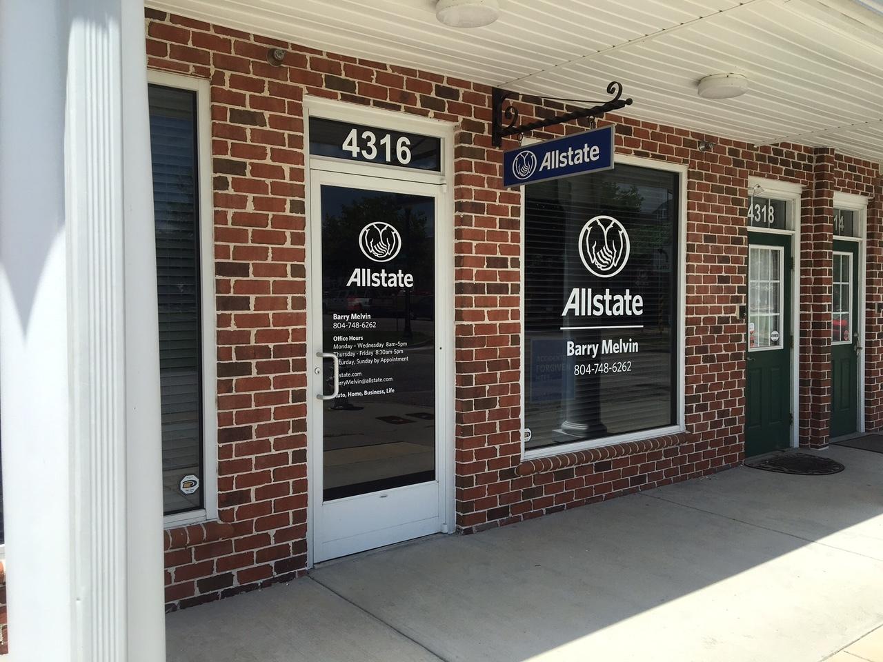 Barry F. Melvin: Allstate Insurance image 6