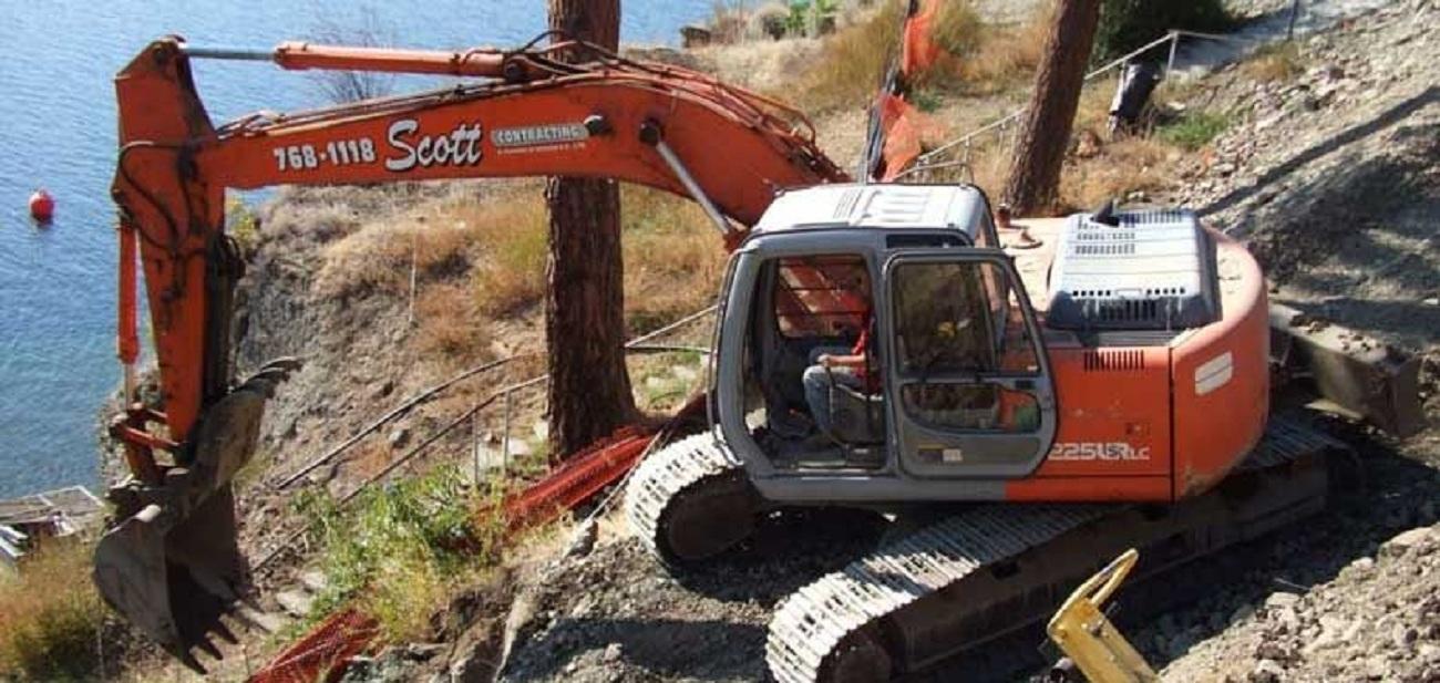 Scott Contracting & Excavating in West Kelowna